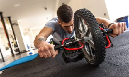 Top 3 Best Ab Wheels with Foot Straps