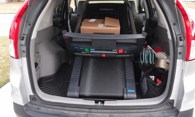 Will Treadmills Fit in Your Car (SUV, Jeep, Minivan)?
