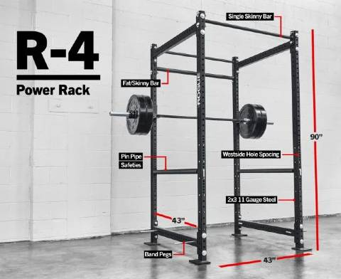 Rogue R-4 Power Rack