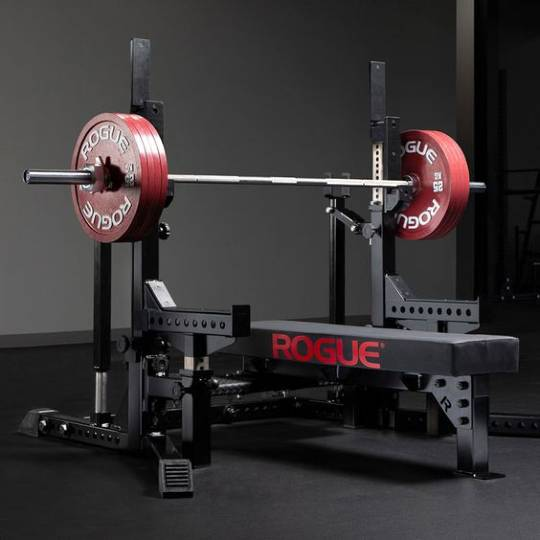 rogue squat rack - recommended