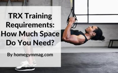 TRX Training Requirements: How Much Space Do You Need?