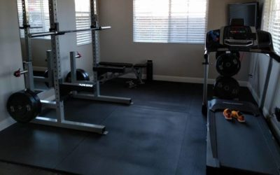 How Much Space Do You Need for a Home Gym?