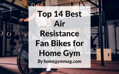 Top 14 Best Air Resistance Fan Bikes for Home Gym