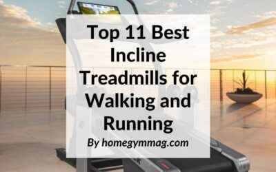 Top 11 Best Incline Treadmills for Walking and Running