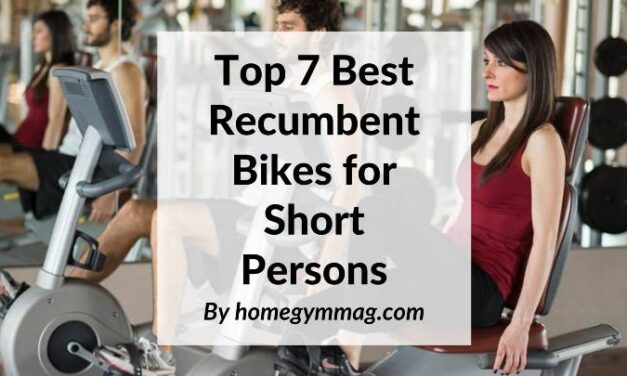 Top 7 Best Recumbent Bikes for Short Persons