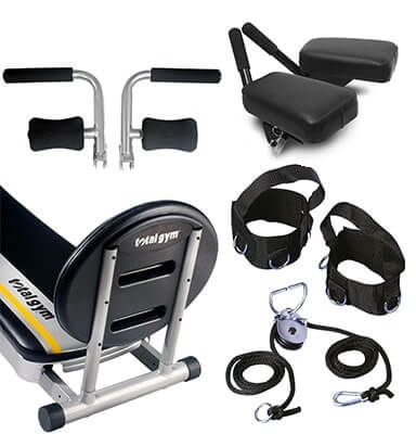 Total Gym Fit Accessories