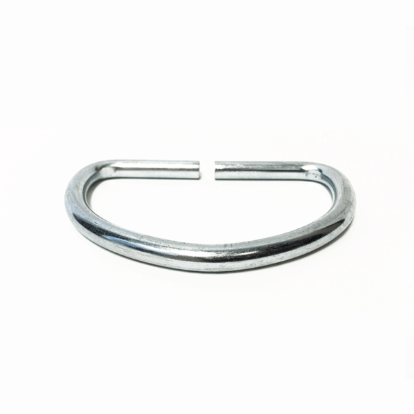 Metal D-Ring for Total Gym Leg Pulley Attachment