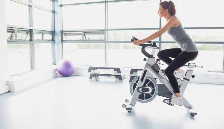 add indoor cycle to fitbit